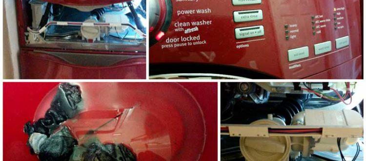 Error Code F21 on Maytag Washer
