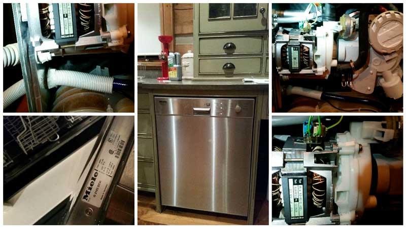 Miele Dishwasher Pump Repair