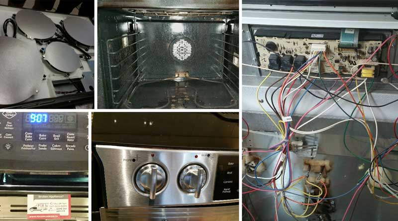 Range Oven Stove Repair 24 7 Same Day Appliance Repair Service