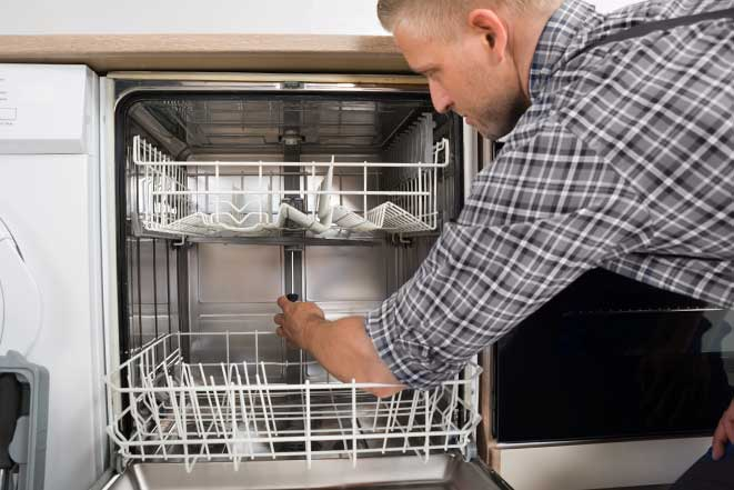 Dishwasher Repair Services In Toronto Gta 1 888 242 0777