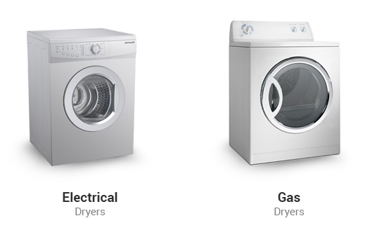 dryer-types