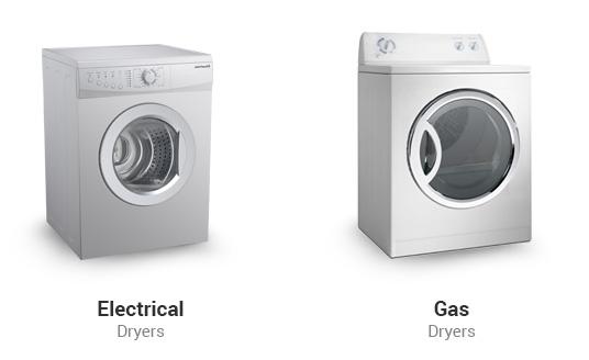 dryer-types