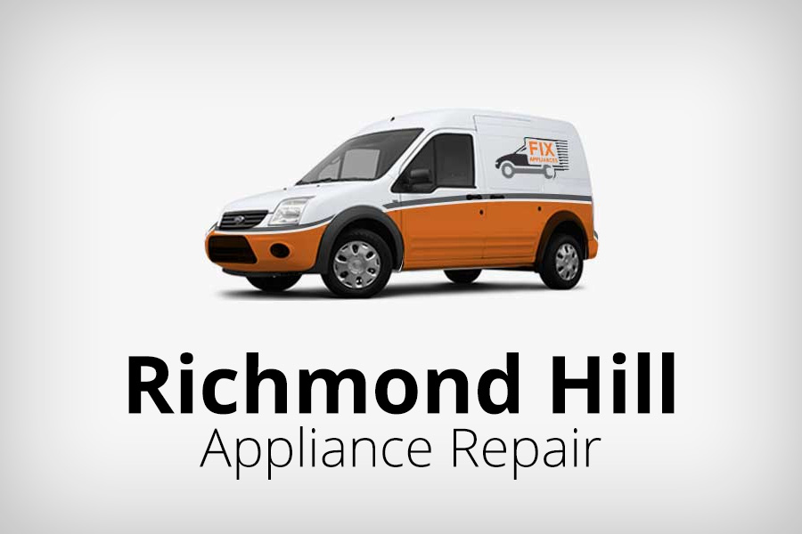 Appliance Repair In Richmond Hill Same Day Repair