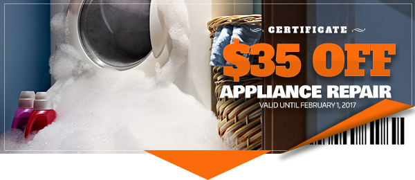35 Off Appliance Repair Fix Appliances