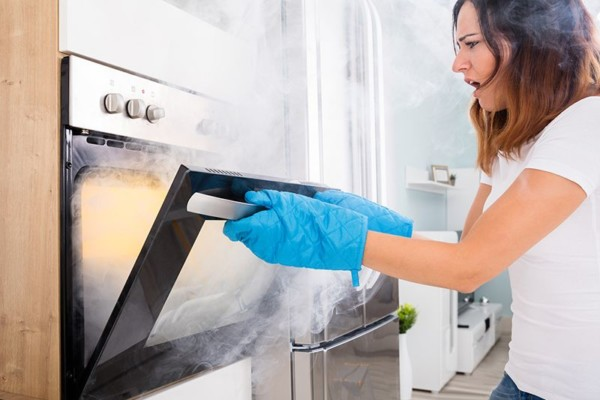 4 Reasons to Stop Using Self-Cleaning Oven Feature Immediately