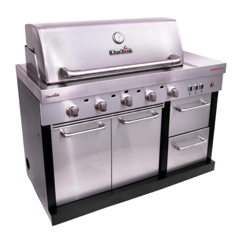Outdoor BBQ Grille Appliance Repair Services