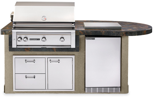 Outdoor Kitchen Appliance Repair Services