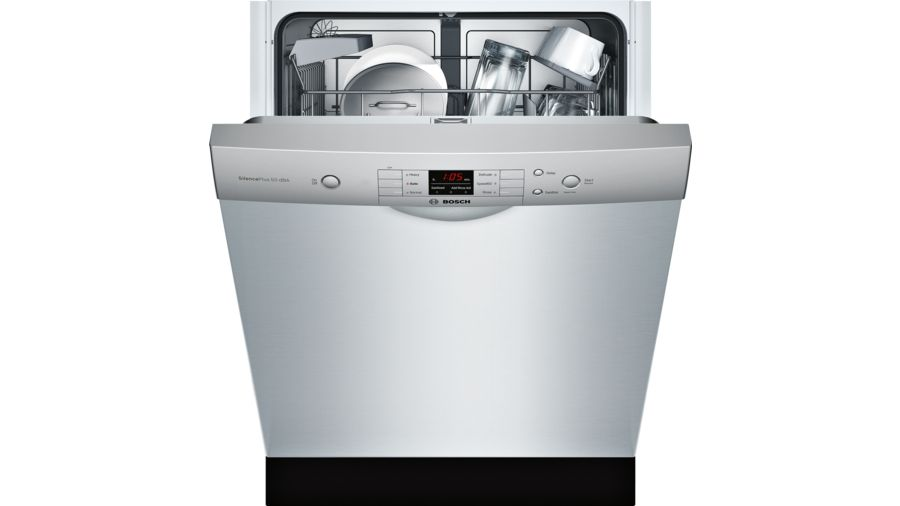 Bosch Built-In Undercounter Dishwasher SHEM3AY55N